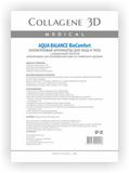 Коллагеновый аппликатор для лица и тела BioComfort AQUA BALANCE с гиалуроновой кислотой, Medical Collagene 3D
