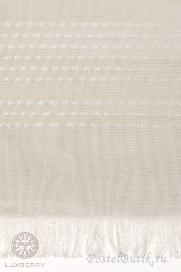 Полотенце 70х140 Luxberry Simple экрю
