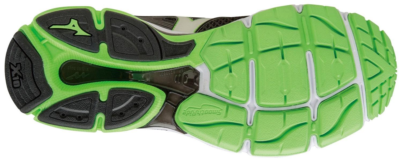 Мужские беговые кроссовки Mizuno Wave Ultima 8 J1GC1609 02 черные