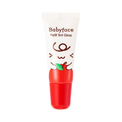It's Skin Babyface Petit Tint Gloss 01 Apple Блеск-тинт для губ