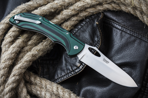 Складной нож Dream 440C Satin