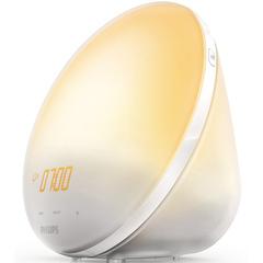 Будильник свет. Philips HF3510/70
