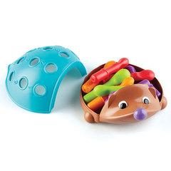изучаем цвета и учимся считать с игрушкой Ёжик Спайк Learning Resources
