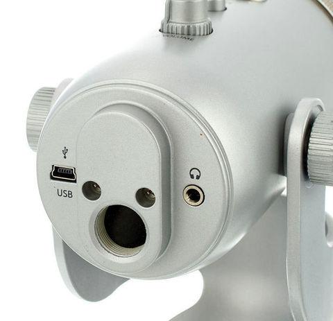 Конденсаторный микрофон Blue Microphones Yeti Silver