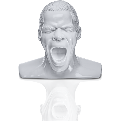 Oehlbach XXL Headphone Stand white, подставка для наушников (#35402)