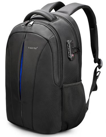 рюкзак для ноутбука Tigernu T-B3105A черно-синий