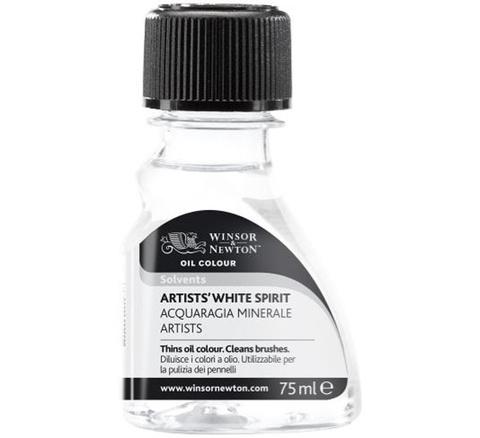 Уайт-спирит Winsor&Newton 75 мл для художественных работ