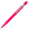 Шариковая ручка Carandache Office Popline пурпурный (M) чернила: синий (849.590) шариковая ручка carandache office popline белый m чернила синий 849 502
