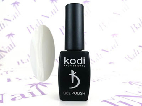 KODI, 01BW Гель лак BLACK&WHITE Gel Polish, 8 мл