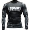 Рашгард Hardcore Training Camo 2.0 Black