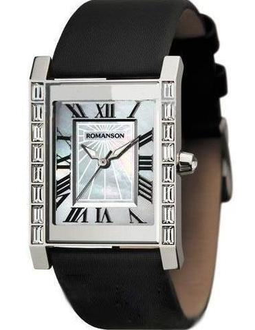 Купить Наручные часы Romanson RL1215TLWWH по доступной цене
