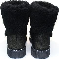 Обувь на зиму Kluchini 13044 k289