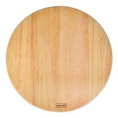 Доска деревянная Satoshi для разделки, материал Гевея