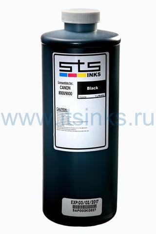 Пигментные чернила STS для Canon Black 1000 мл