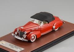 1:43 Cadillac Series 62 Victoria Cabriolet closed 1940