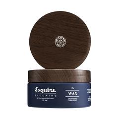 Esquire Grooming The Wax - Воск для укладки волос (Легкая фиксация/Слабый блеск)