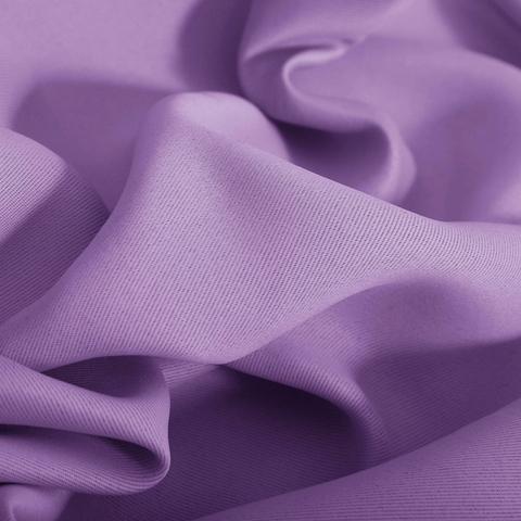 Портьерная ткань блэкаут сиреневая. Арт. Т-711-26