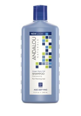 Укрепляющий шампунь для ослабленных волос Andalou Naturals | Коллекция