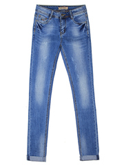 TN4077K джинсы женские, голубые