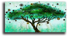 """Постер """"Волшебное дерево"""""""
