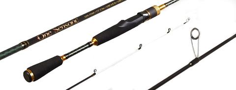 Спиннинг Micro Jig and Rockfishing High Sensoric Mission 6 7.12 (216 см, 0,5-6 г, арт. LJOS-712ULF)