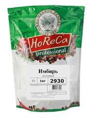 Имбирь молотый ВД HORECA в ДОЙ-паке 1кг