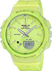 Наручные часы Casio Baby-G BGS-100-9A с шагомером