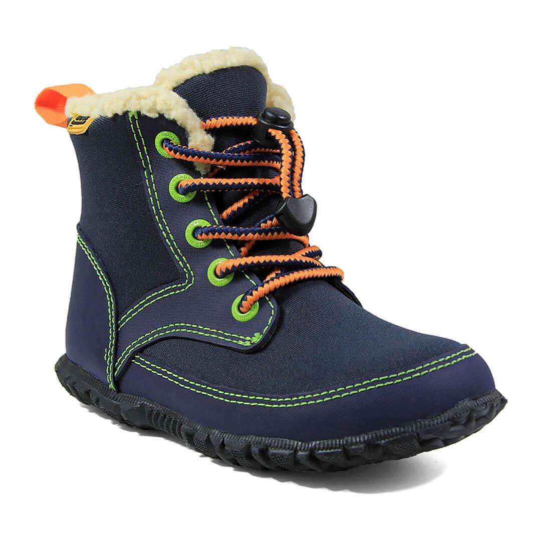 Детские ботинки утепленные Bogs Skyler