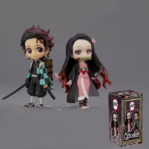 Фигурка Клинок рассекающий демонов/Demon Slayer:Kimetsu no Yaiba (Танджиро и Нэзуко)