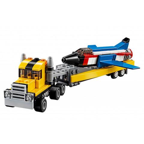 LEGO Creator: Пилотажная группа 31060