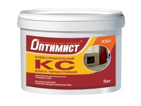 Оптимист Клей КС строительный для внутренних работ K503