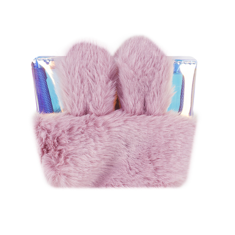 Кошелек Fluffy Ears Purple