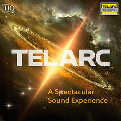 Inakustik CD, Telarc - A Spectacular Sound Experience, 01678085