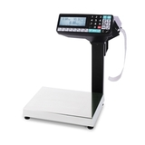 Весы с печатью этикеток MK-6.2-RP10-1 (с подмотчиком)