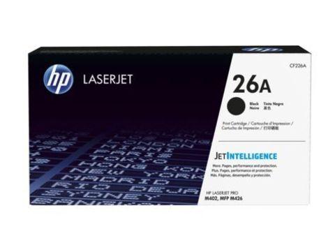 Kартридж HP 26A CF226A для LaserJet M402/M426 (3100 стр)