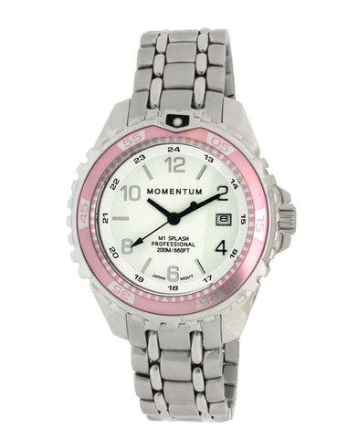 Купить Канадские часы Momentum SPLASH PINK 1M-DN11LR00 по доступной цене