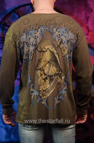 пуловер Brad Butter