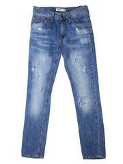 BJN004450 джинсы мужские, медиум-лайт