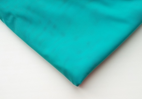 Корсетная сетка, бирюза (синий минерал), средней жесткости
