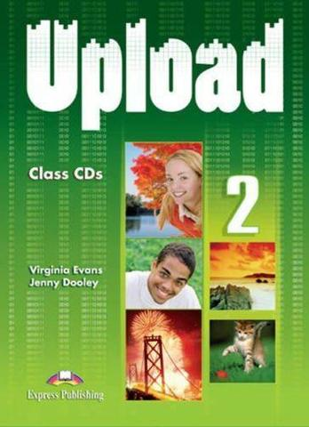 Upload 2. Class Audio CDs (set of 4). Аудио CD (4 шт.)