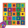 RM6001 Тематическое поле,Комплект № 1 (6 элементов)