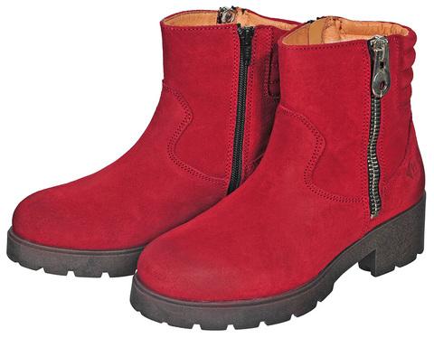 18230 red Ботинки женские Westriders
