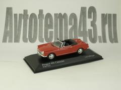 1:43 Peugeot 404 Cabriolet