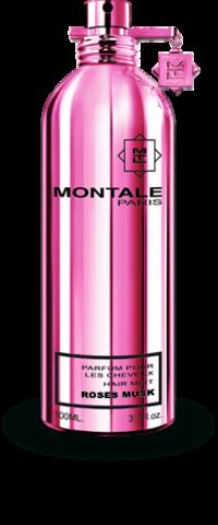 Montale Roses Musk Hair Mist Дымка для Волос.