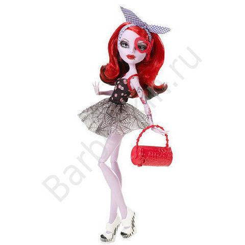 Кукла Monster High Оперетта (Operetta) - Танцевальный класс, Mattel