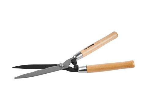 Кусторез GRINDA деревянные ручки, 500мм
