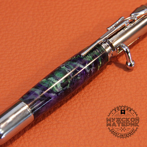 Шариковая ручка Выстрел