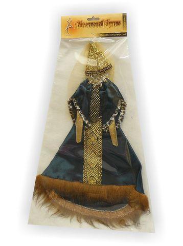 Готическое платье - Упаковано. Одежда для кукол, пупсов и мягких игрушек.
