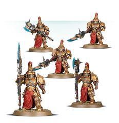 Custodian Wardens