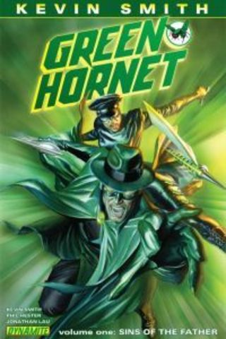 Green Hornet Vol. 1 Sins of the Father